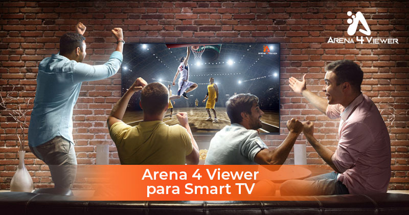 Arena4viewer para Smart TV